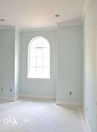 Painters and gypsum