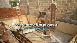 Swimming Pool Building Development Taking care of business