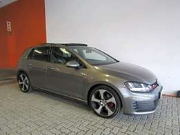 2015 Vw Golf 7 Gti Dsg Sunroof Xenons
