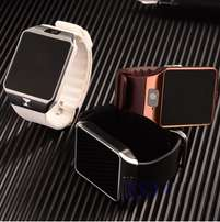 0DZ09 Smartwatch With Camera, TF CARD AND SIM SLOT