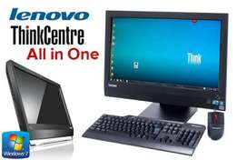 Lenovo All in One Thinkcenter