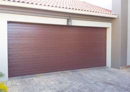 Garage Doors - Supply and Fit