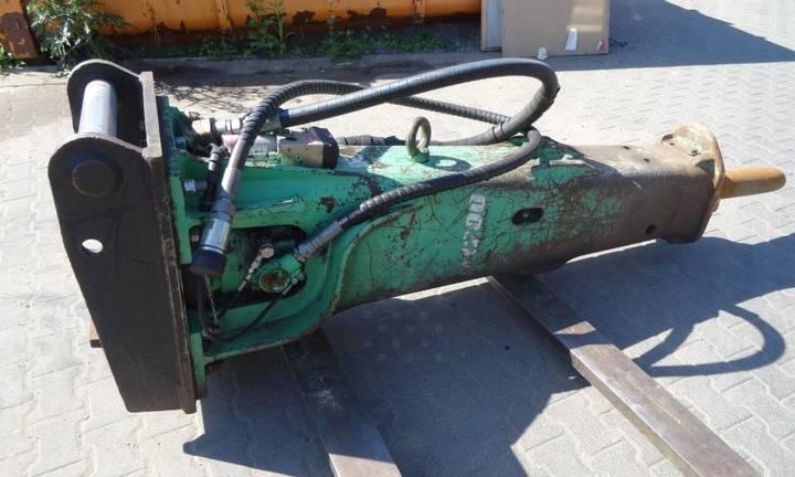 Montabert Hydraulikhammer V1200 2009