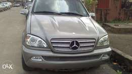 2005 Tokoubo Mercedes-Benz ML350 Special Edition