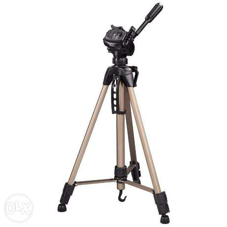 Hama Star 63 Camera Video Tripod Free Carry Bag Qulck Release Used .