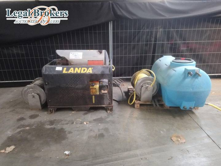 Sale landa pghw5-35324e - hogedrukreiniger pressure washer for