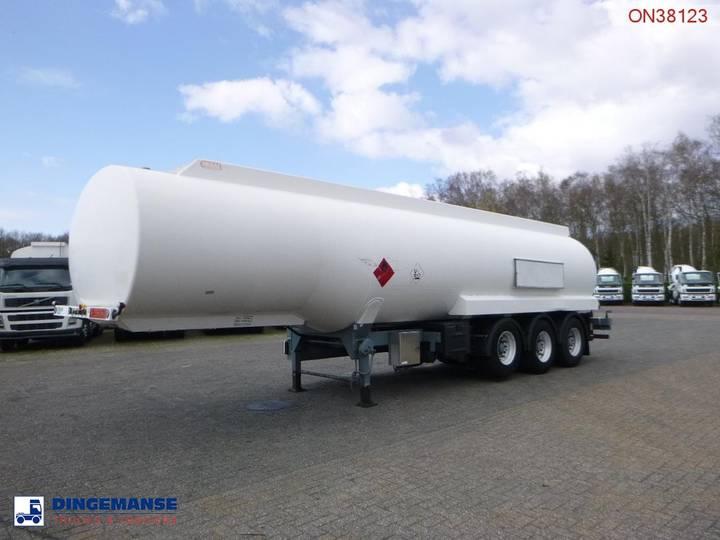 Cobo Fuel tank alu 39.9 m3 / 5 comp - 1999