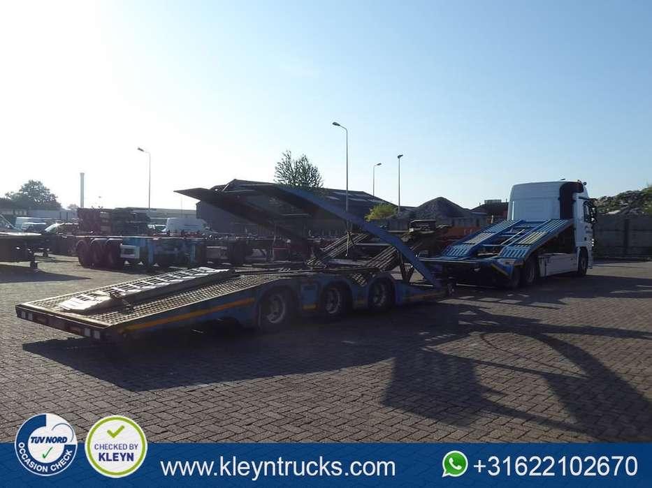 MAXILOHR TRUCK/LKW truck transporter - 2000