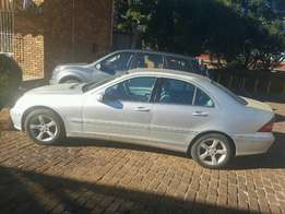 Mercedes Benz C180 give away price
