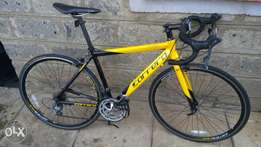 Carrera racing bike