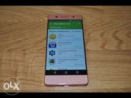 Sony xperia ax golden