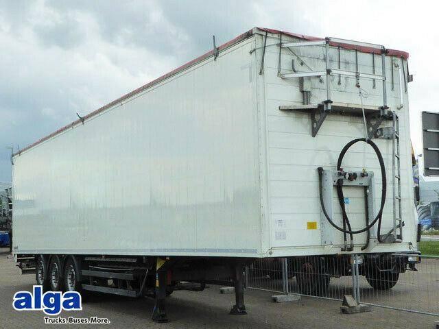 Schmitz Cargobull SW 24 SL G, 92 m²., 10 mm. Boden, Plane. - 2014