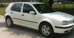 VW Golf 4 1.6 Comfortline manual