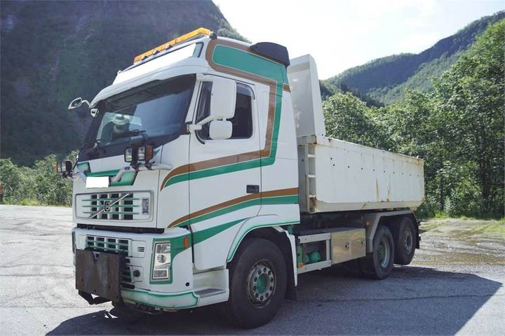 Volvo Fh12 520 - 2008