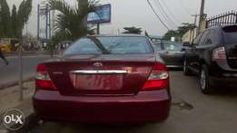 Tokunbo Toyota Camry 2003 model