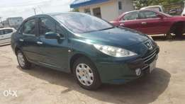 2008 Peugeot 307 Sedan Nigeria Assembled bought brand new