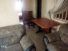 Fully Furnished and serviced 1 bedroom apartment in Utako for rent