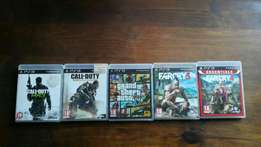 Ps3 games.