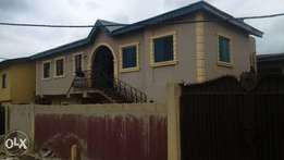 Standard 3nos of 2bedroom flat with a mini flat at Ogba for sale