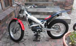 2006 Beta trial bike 270cc