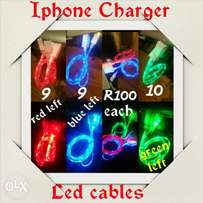 cellphone charger Led cables