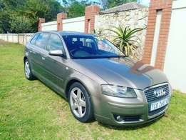 Call Haroon on 2006 Audi A3 2.0 Turbo FSI