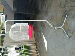 Brand new birdcage with the stand