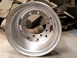 Tube Type Rims Available