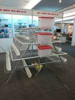 Poultrytech cages