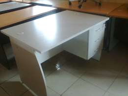 Strong Office Table (Grey Colour)