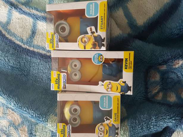 Minion colour changing lights Roodepoort - image 1