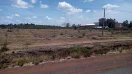 Kenol 1 acre land for sale