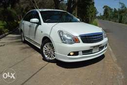 Nissan Bluebird Sylphy Axis-Year 2010 -With Alloy Rims &Leather Seats