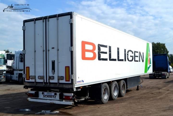 Schmitz Cargobull SKO24/L-13  isothermal semi-trailer - 2019