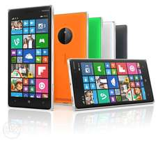 Lumia 730 brand new sealed in shop at 9999