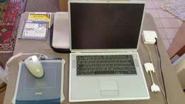 Apple Macbook Tablet: Powerbook G4