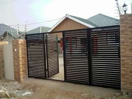 Newly built executive 5 bedroom self compound