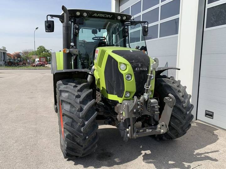Claas arion 640 cmatic - 2017 - image 4
