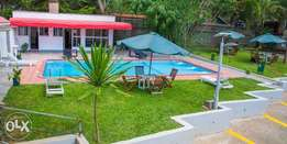 Lavington 1 bedroom fully furnished and serviced apartment to let 110k