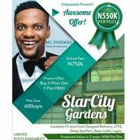 Hot Promo : Introducing Star City Garden Estate