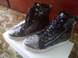 Шикарные ботиночки ( осень - весна) кожа f957935616629