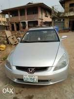 Honda accord for sell at affordable price tag