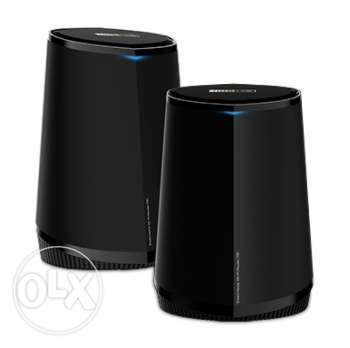 TotoLink mesh wifi router pair with gigabit trasmission and USB ports