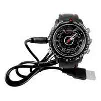 CCTV Spy Recording Wristwatch