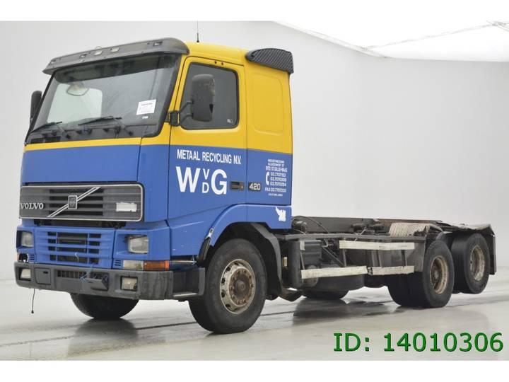 Volvo FH12.420 - 6 X 2 - 1994
