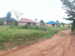 Land in Gayaza at only 7m, 8m,10m, 12m and 15m