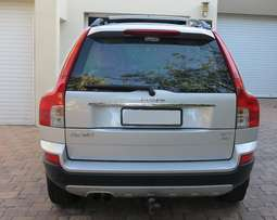 Volvo XC90 Facelift - All Wheel Drive