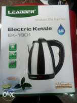 Leadder electric kettles one warrant