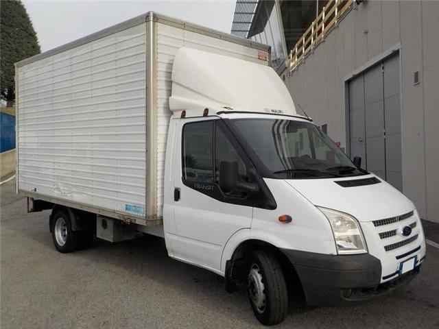 Ford Transit 350 Euro 5 Motore rotto - 2011