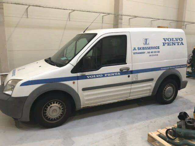 Ford Transit CONNECT 1.8 TDCI 55 KW - 2007
